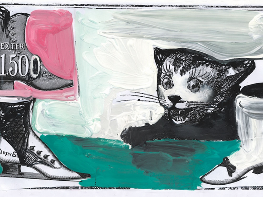 Pittura e dintorni il tuo portale dell 39 arte gianluigi for Gianluigi toccafondo