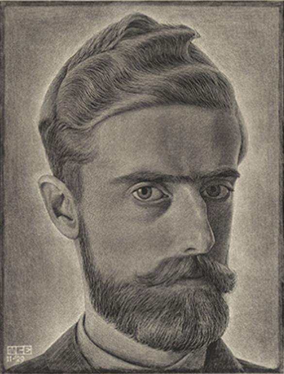 Pittura e dintorni il tuo portale dell 39 arte escher for Escher mostra catania